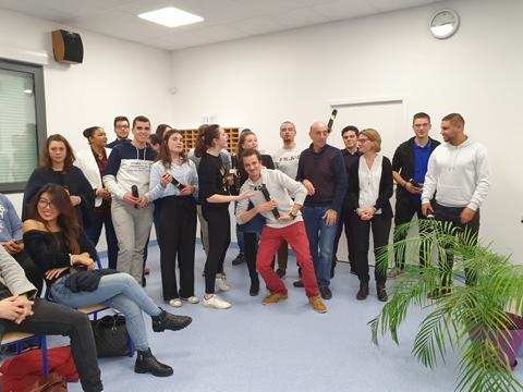 Remise Diplomes ISNAB 2019 Oh 32